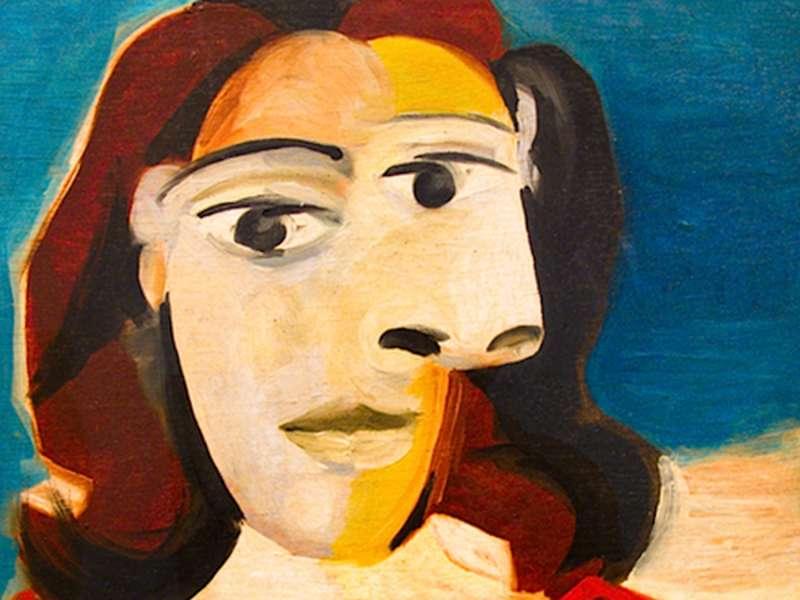 Picasso - Ritratto di Dora Maar-2