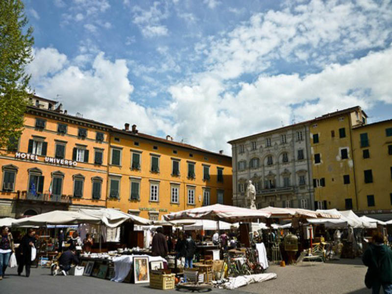 Mercati Dellu0027Antiquariato In Toscana